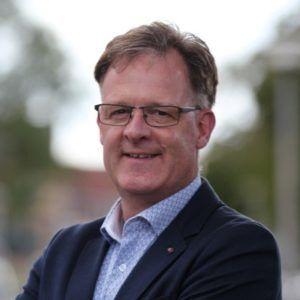 Arjen Woudenberg, Depotmanager regio Zuid