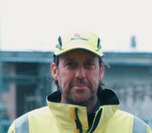 Gert De Bruyne, Plantmanager vulcentrum Heteren