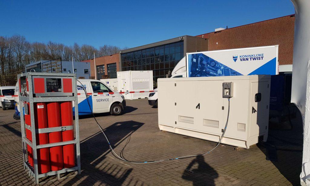 Waterstof generator