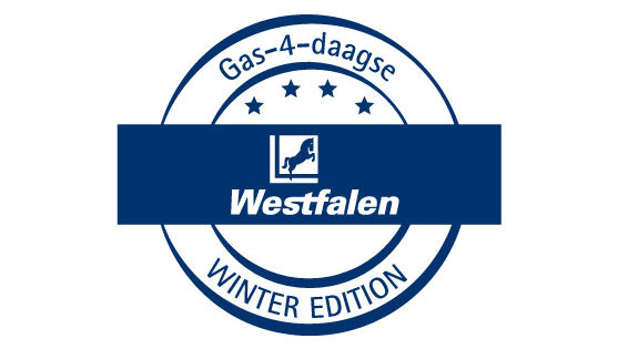Gas-4-daagse winteredition
